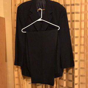 Element Suits & Blazers - Elements Soft Pinstriped Suit